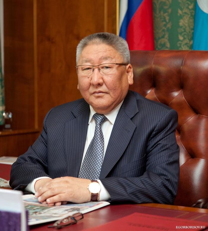 Глава республики Саха